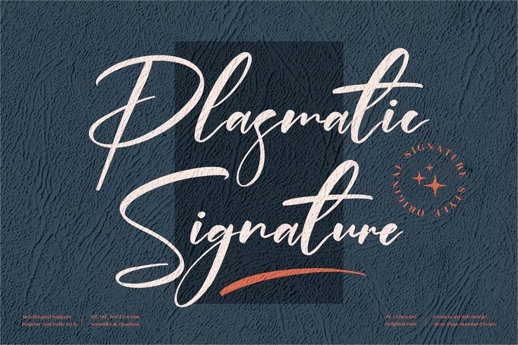 Preview image of Plasmatic Signature