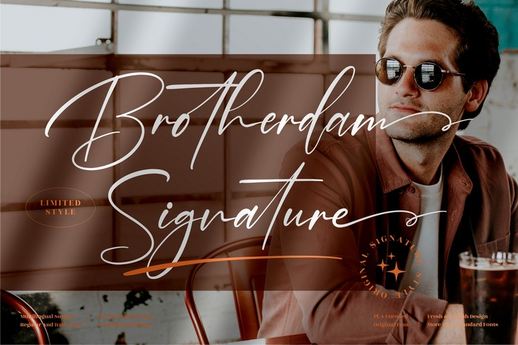 Preview image of Brotherdam Signature