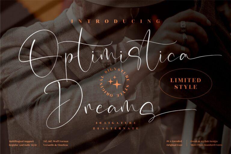 Preview image of Optimistica Dreams