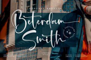 Beterdam Smith