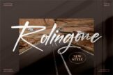 Last preview image of Rolingone