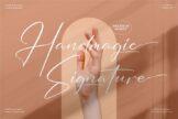 Last preview image of Handmagic Signature