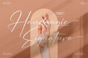 Handmagic Signature
