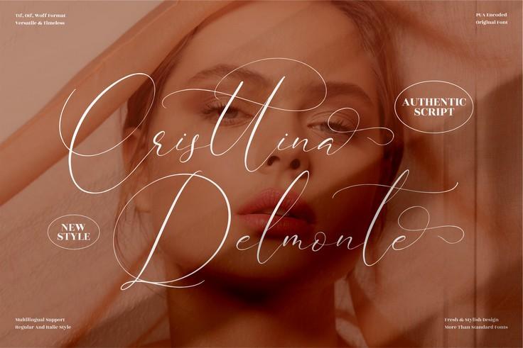 Preview image of Cristtina Delmonte