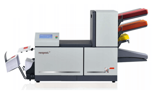 NeoPost DS-63 Paper Inserter