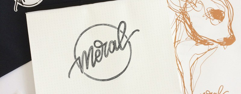 Meral Schriftzug - Lettering-by-mj