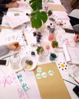 Handlettering Workshop, Lettering Workshop, Hane Lettering Workshop, in Bremen und Hamburg, Lettering Bremen, Lettering by Martina Johanna, Hamburg