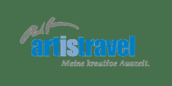 artistravel logo - Workshops, Kurse und malen auf Reisen