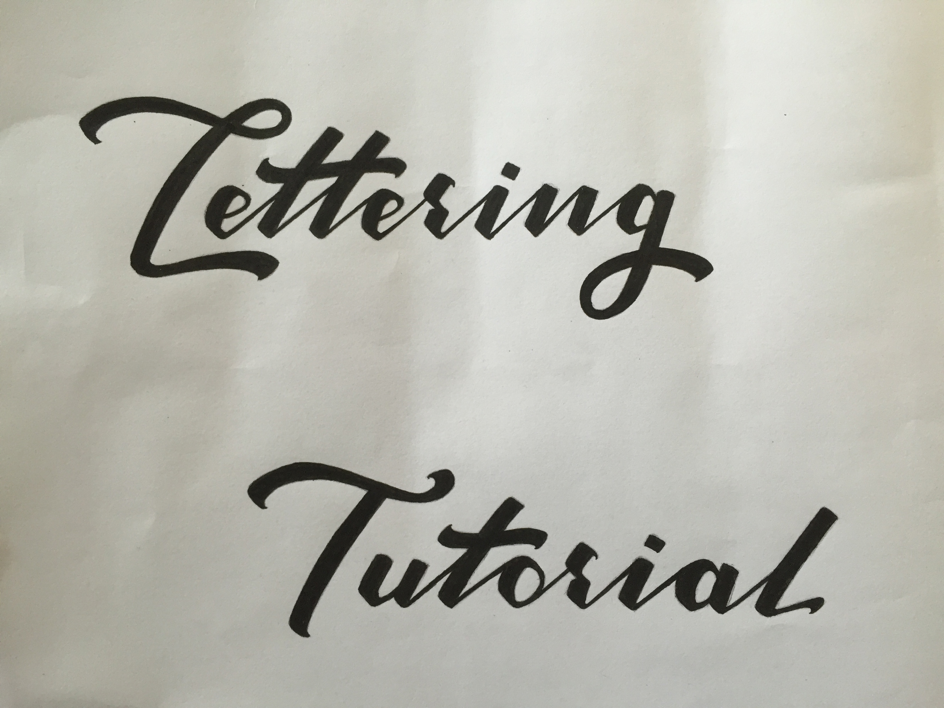 Calligraphy art getting started and lessons learned u smashing