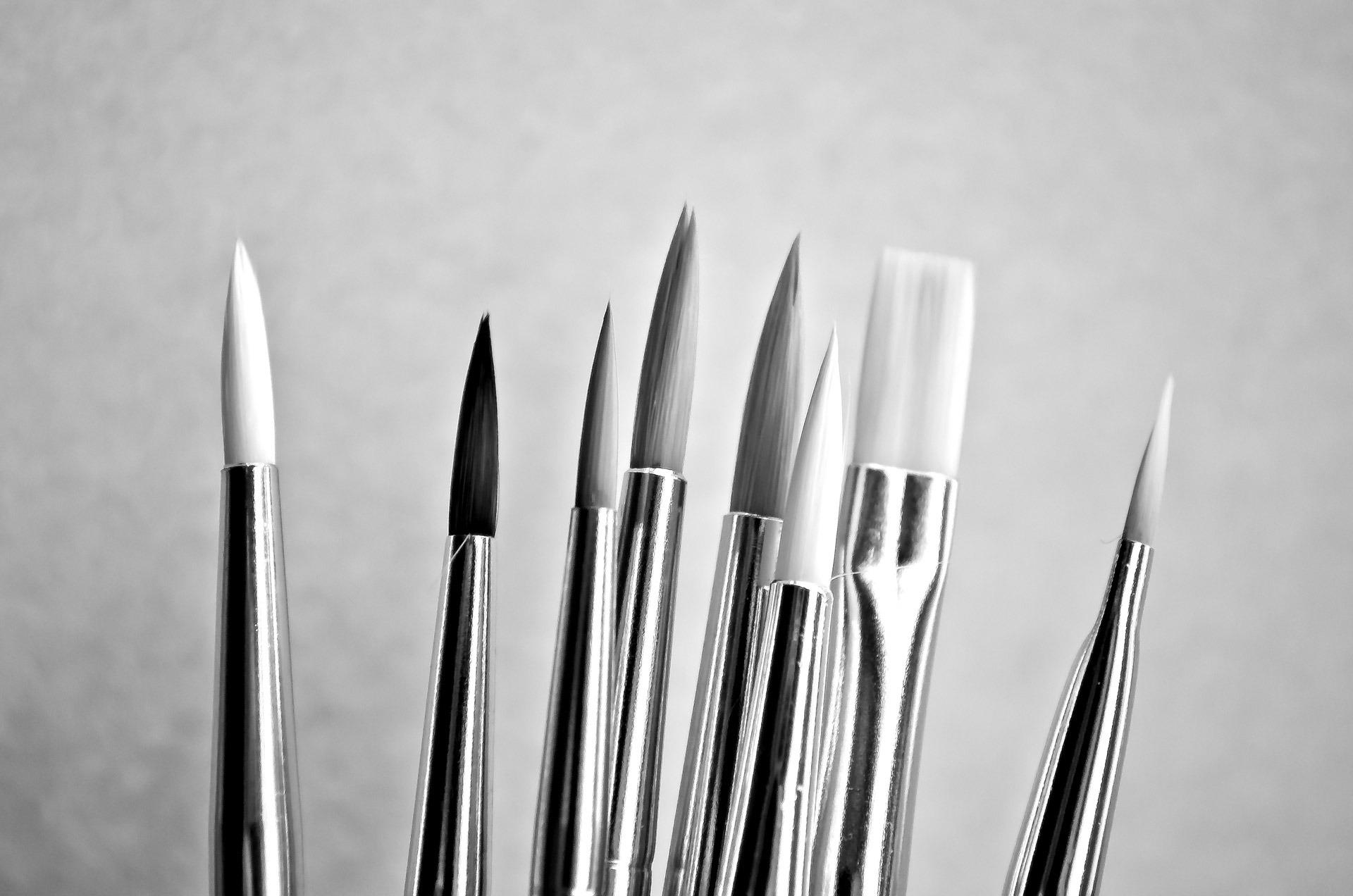 Hand Lettering Brushes - Lettering Tutorial