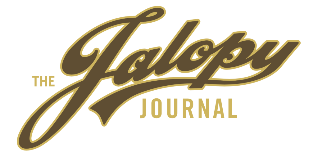 The Jalopy Journal Mark Simonson - Lettering Tutorial