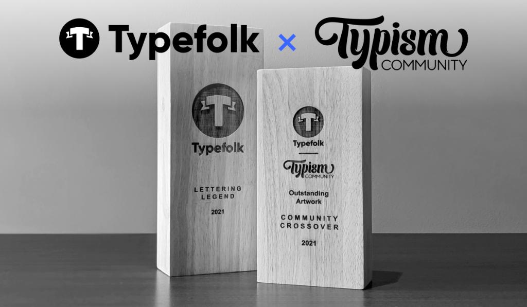 Typefolk Typism Crossover Award