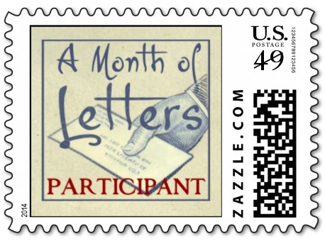 Month of Letters Stamp