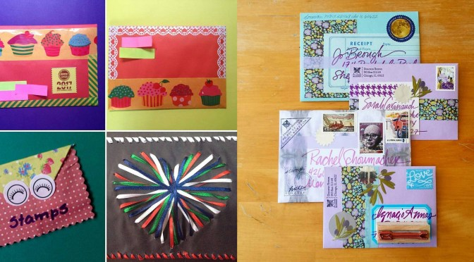 Show Us Your Mail Art!