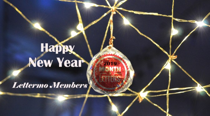 Happy New Year Lettermo Members