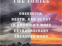 book review chasing the thrill by daniel barbarisi; forrest fenn