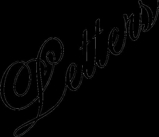 Letters, Inc. Archive 2013