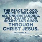 peace of God