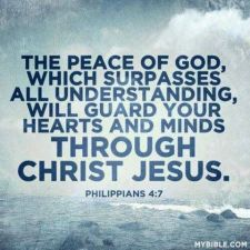 peace of God