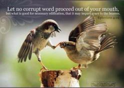 no corrupt word