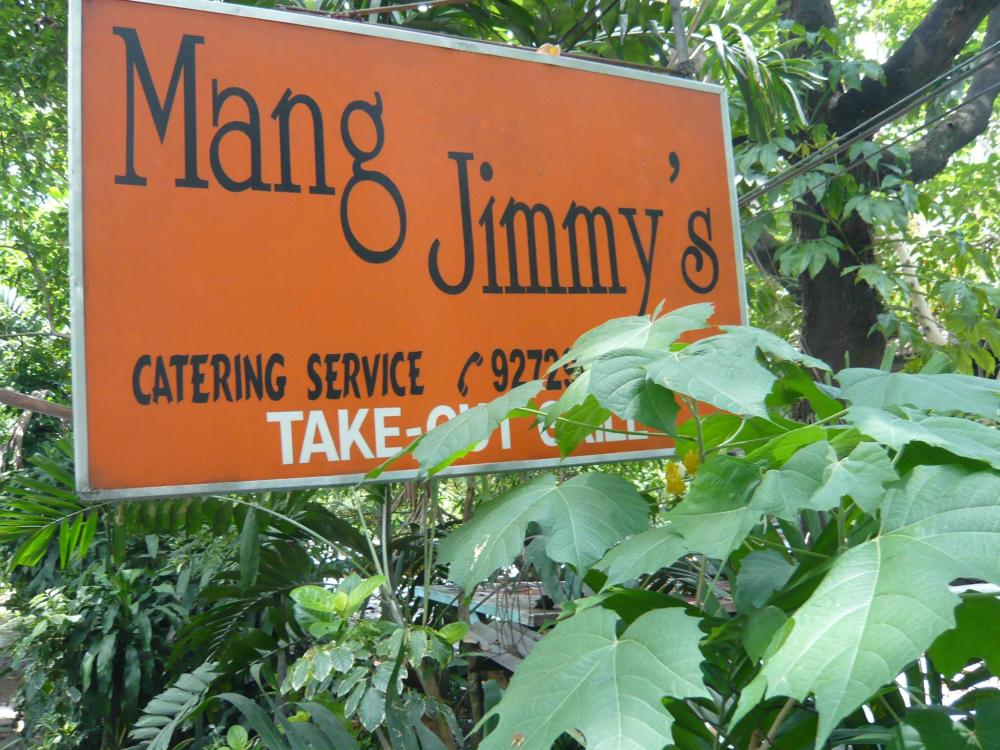 Sidetrip:  Mang Jimmy's, UP Diliman and Cubao Expo (3/6)