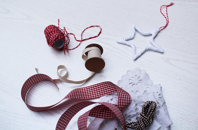 diy weihnachtsstern deko selbst gemacht letters beads. Black Bedroom Furniture Sets. Home Design Ideas
