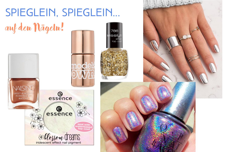 Nagellack: Trend-Farben im Frühjahr 2017 - Letters & Beads