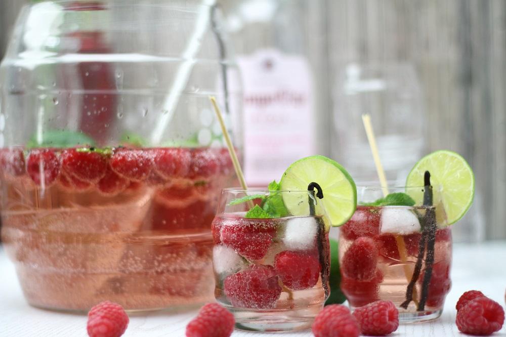 Blog-Party: Ein Sommerdrink für alle Fälle! - Letters & Beads