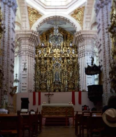 Church in Taxco