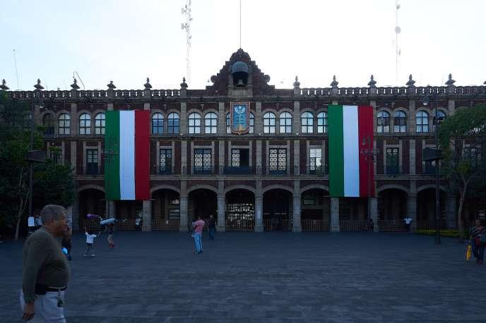 Cuernavaca main square