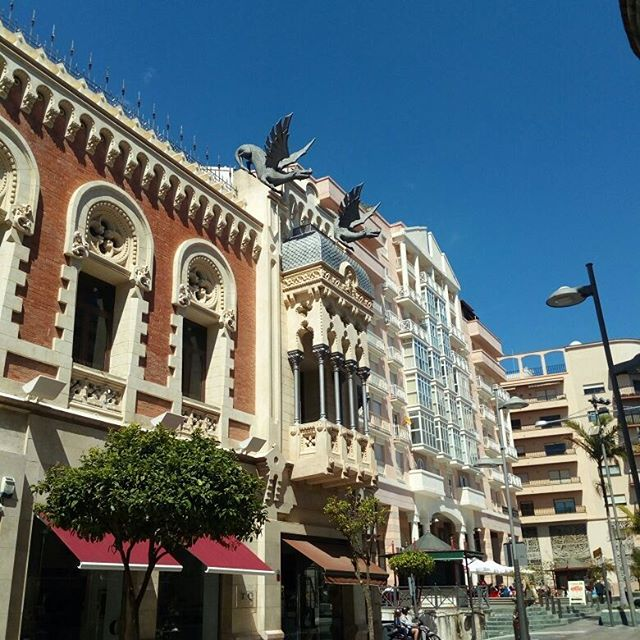 Ceuta close to tangier morocco