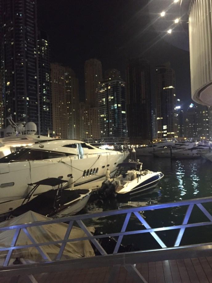 One of the many neighbourhoods in Dubai