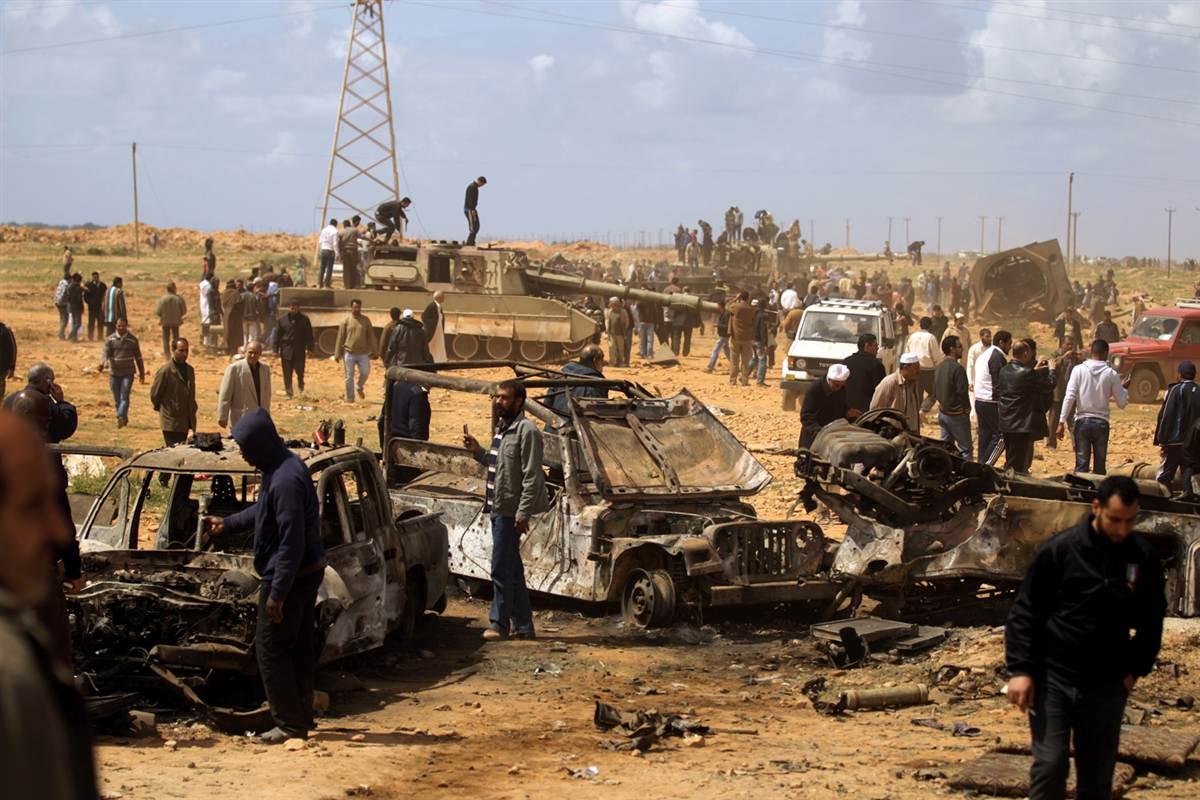 Libya War Pictures  Lettersfromitia's Blog