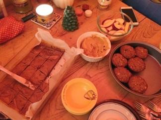 All gluten free & vegan snacks