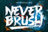 Last preview image of Never Brush