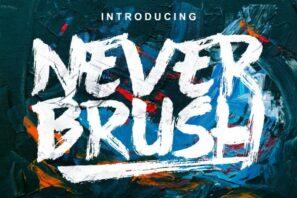 Never Brush