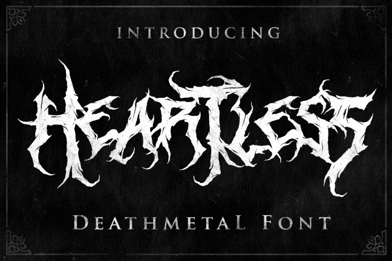 Preview image of Heartless Deathmetal