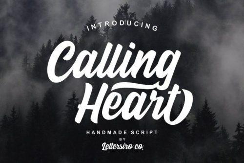 Calling Heart 1