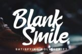 Last preview image of Blank Smile