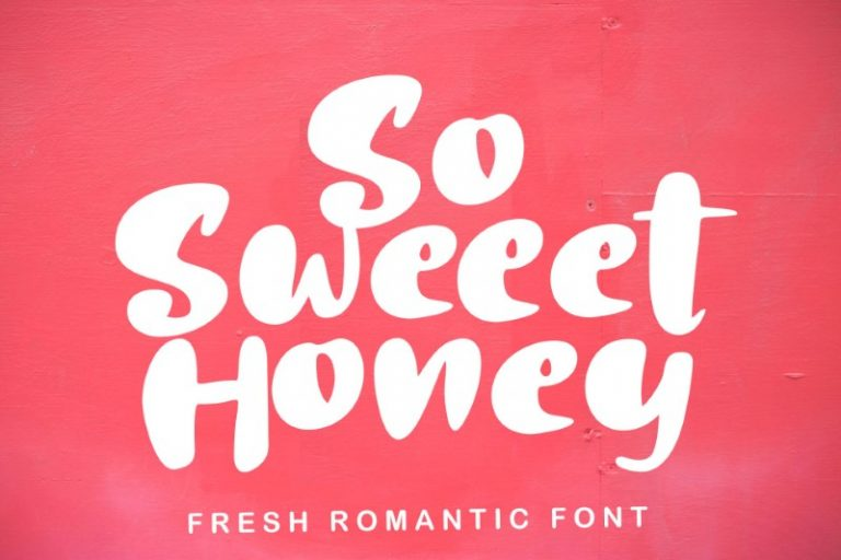 Preview image of So Sweet Honey