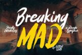Last preview image of Breaking Mad