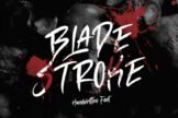 Last preview image of Blade Stroke