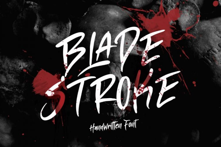 Preview image of Blade Stroke