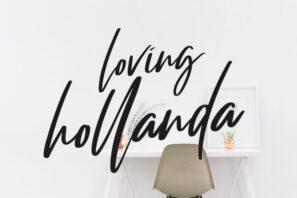 Loving Hollanda