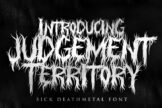 Last preview image of Judgement Territory