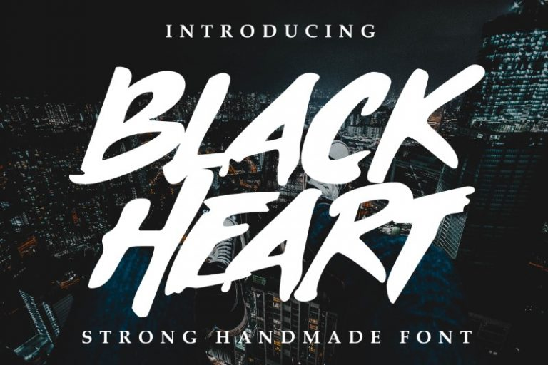 Preview image of Black Heart