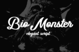 Last preview image of Bio Monster