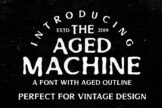 Last preview image of Aged Machine