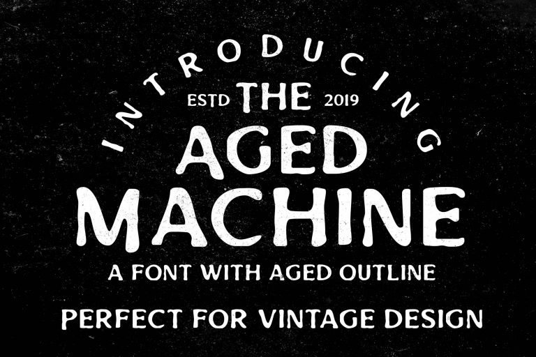 Preview image of Aged Machine