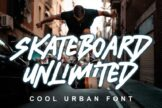 Last preview image of Skateboard Unlimited